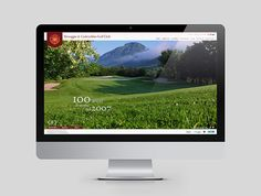 Dynamic responsive website with custom CMS for Menaggio Golf Club #webdesign #webdevelopment #web #responsive #ui #ux #uiux #website #mobile