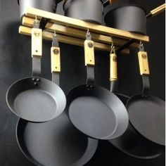 Well built pans (and more) forged in the UK. The rare kind of reliable kit you can trust and throw at anything. We used them in BakerBrothers Season 3 Bite Of Britain and they worked and look great on a camp fire.