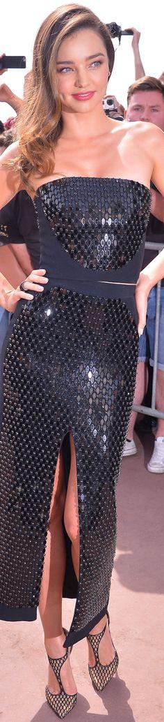 Miranda Kerr ~ 2015 Cannes Film Festival