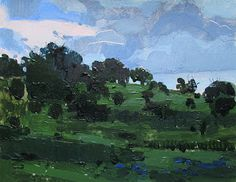 Landscape Paintings ... Harry Stooshinoff