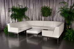 Luna Modular Seating - great for conferences or networking events!