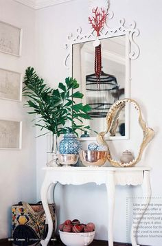 *bellaMUMMA {inspiration for a beauty-full life!}: home inspiration: INDIA HICKS #2