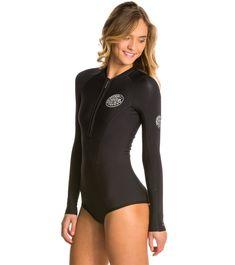 ac54e06d36 Rip Curl Women s 1mm G-Bomb Long Sleeve Bikini Cut Spring Suit Wetsuit at  SwimOutlet.com - Free Shipping