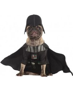 Behold the power of the dark side!!! All hail Barkvader! This Star Wars Darth Vader pet costume will have your furry friend looking hilariously awesome! Purchase one on our website (http://www.noroip.com/invented4you/shop-products/star-wars-darth-vader-pet-costume/) #darthvader #starwars #barkvader #halloween #costume #funny #dog #pet #hilarious #invented4you #awesome #awesomeinventions
