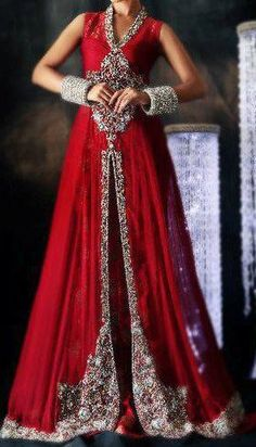 Pakistani bridal dress #Pakistaniwedding