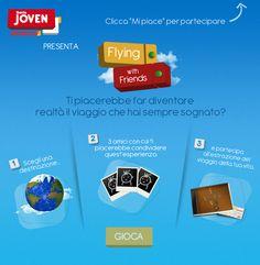 """Concorso Iberia """"Flying with Friends"""" per vincere il viaggio dei sogni"""