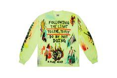 403980ab Kanye West Merchandise Wes Lang Capsule Collection Wyoming Jacksons Hole Ye  Merch Longsleeve T-shirt
