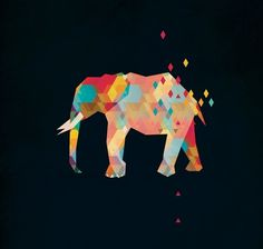 Colours on the Behance Network