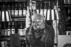 Finger - old edit Vienna, Landline Phone, Finger, Selfie, Street, Roads