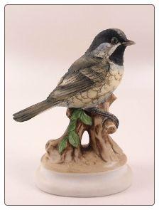 Peacocks new today and marshalls on pinterest - Chickadee figurine ...