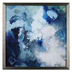 Blu Flo by artist Randy Hibberd.