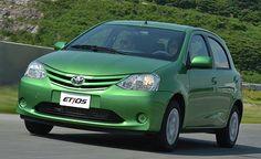Toyota Etios: popular chega em setembro