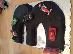 Boy's 3rd birthday cake.