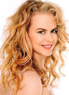 Nicole Kidman: perfe