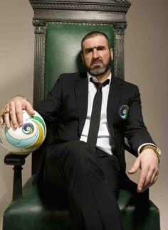 Cantona The King