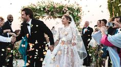 A Dazzling Destination Wedding: Isabel Roth's Celebration in Puglia, Italy
