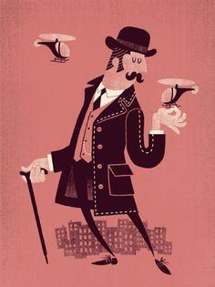 Esther Aarts » Giant Gentleman