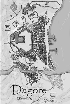 Dagore - Dragon Isles of Ambar