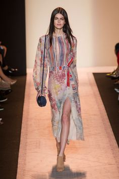 BCBG Max Azria at New York Spring 2015