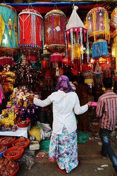 Día de la Independencia -Mercados de Pune - India