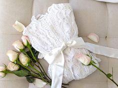 Emmaline Bride - Handmade Wedding Blog Spotted: a long, lacy bridal maxi robe for your wedding… Handmade Wedding Blog