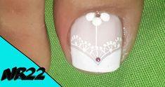 Pedicure, Nails, Diana, Youtube, Nail Ideas, Toenails Painted, Toe Nail Art, Short Nail Manicure, Finger Nails