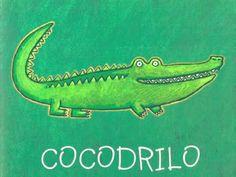 (12) Cocodrilo - Cuento infantil - kalandraka - YouTube