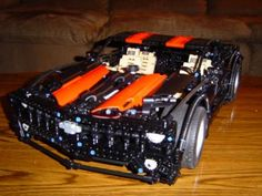 lego technic camaro picture