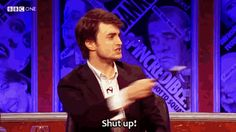 """MRW people tell me """"23 is too old to still be obsessed with Harry Potter"""""""