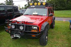 Jeep Cherokee - XJ by geepstir, via Flickr