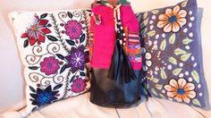 DIY #Boho Bag by #mibaboku  #Ethno   Bei mir hat Nähen viel mit dem Ersten Schnitt zu tun. Ich habe sehr oft zu viele Ideen und kann mich nicht entscheiden. Wird der Peru-Stoff eine Tasche oder ein Rock, oder, oder, oder… Sobald ich mit der Schere loslege, gibt es aber kein Zurück mehr