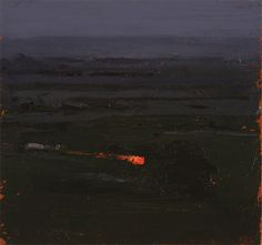Landscape painting by Philip Wolfhagen