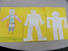 Grade Frolics: Lorax, Perimeter Bots, Math Games, and Spring Break! 4th Grade Frolics, Fourth Grade Math, 4th Grade Classroom, Classroom Ideas, Superhero Classroom, Future Classroom, Fun Math, Math Games, Math Activities