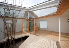 okuna architectural planning: house in kamogawa