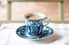 café con leche.