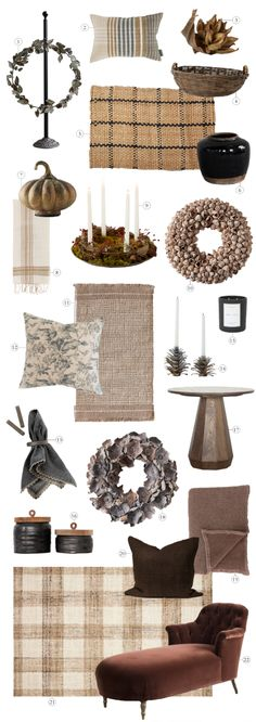 Fall Decor | lark & linen