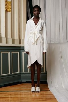 Rosie Assoulin Spring 2015 Ready-to-Wear Collection Photos - Vogue