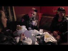 As Diabatz - The Undead Girl - UK-Tour 2012 - YouTube