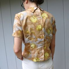 Betere 4267 Best Buttons Up The Back images in 2020   Fashion, Button up HW-37