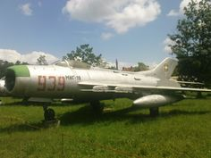 """MIKOYAN-GUREVICH, MIG-19, is a Soviet second-generation, single-seat, twin jet-engined fighter aircraft. It was the first Soviet production aircraft capable of supersonic speeds in level flight. A comparable U.S. """"Century Series"""" fighter was the North American F-100 Super Sabre, although the MiG-19 would primarily oppose the more modern McDonnell Douglas F-4 Phantom II and Republic F-105 Thunderchief over North Vietnam.  First flight18 September 1953"""