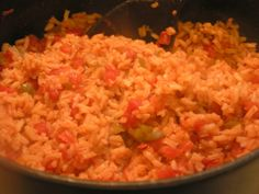 Easy Spanish Rice Recipe 2 | Just A Pinch Recipes