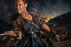 Spartacus: War Of The Damned': Behind Naevia's Journey WIth ...