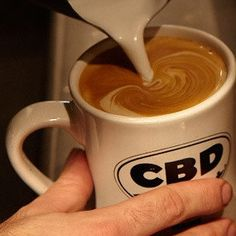 Support the arts with a caffeine buzz @CBDportland