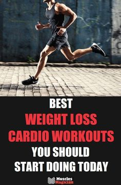 Best cardio workouts for weight loss you should start doing today.