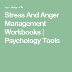Anger Management Charts And Printables  Therapy Activities