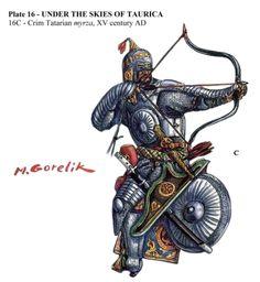 Crim Tatarian myrza, 15th century