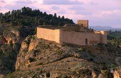Castillo de Enguidanos. Cuenca