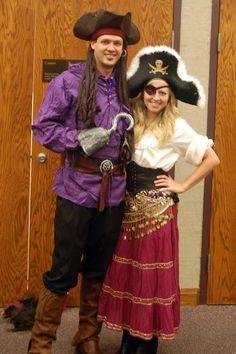 DIY Halloween Costume : DIY Pirate Eye Patch DIY Halloween For Bob and I