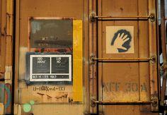 Hand Stencil Hobo Signs, Locker Storage, Stencils, America, Home Decor, Decoration Home, Room Decor, Templates, Stenciling