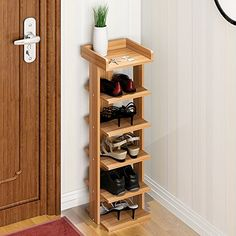 Shoe Cabinets Shoe Rack Home Furniture wood chaussure rangement schoenen rek shoe shelf zapateros almacenaje mueble zapatero new